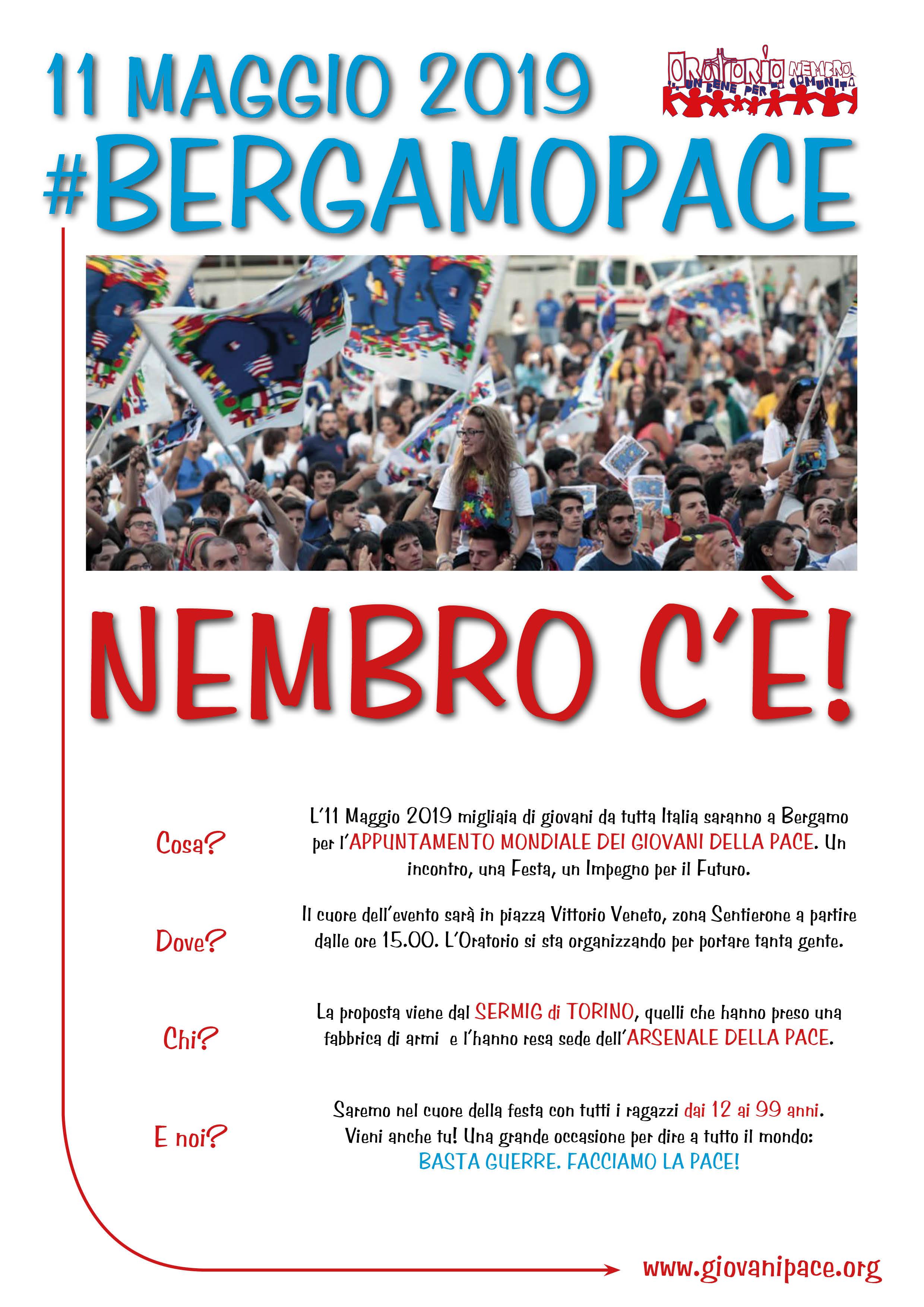 BergamoPace: Nembro c'è!